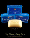 Nag Champa Incense Fragrance Natural Soap Bars, Kamini
