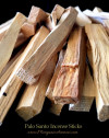 palo santo wood incense bursera graveolens