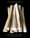 palo santo wood incense sticks 1.5oz