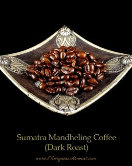 Sumatra Mandheling Dark Roast Coffee