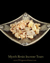 hiqh quality myrrh tears resin incense