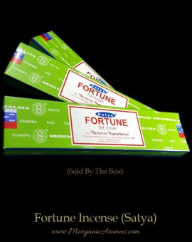 Fortune Incense Sticks, Satya Nag Champa, India, Saibaba