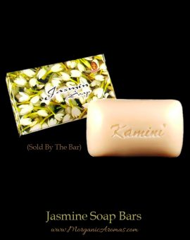 Jasmine Incense Scented Natural Soap Bars, Kamini