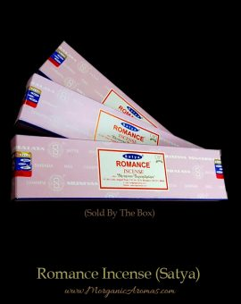 Romance Incense Sticks, Satya Nag Champa, India, Saibaba