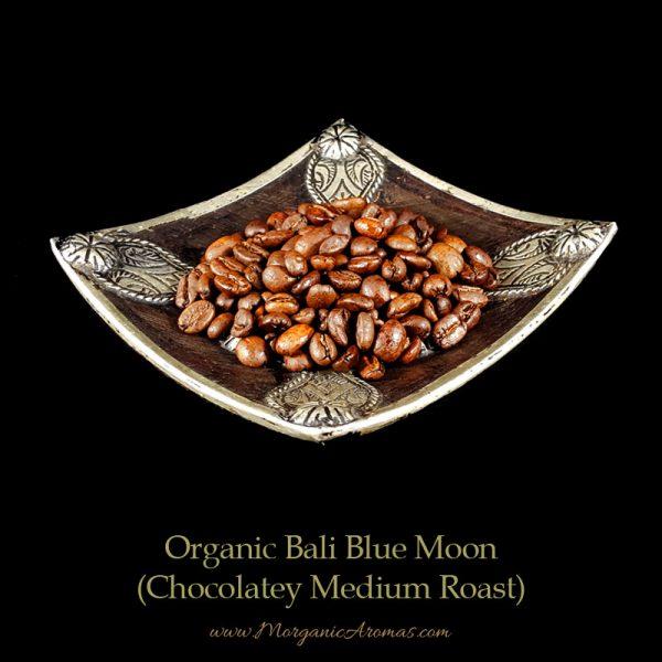 Organic Bali Blue Moon Medium Roast Coffee