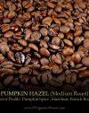 Pumpkin Hazel, Medium Roast, Pumpkin Spice, Hazelnuts, French Roast, Flavored Coffee